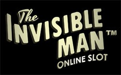 The Invisible Man logotyp