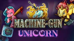 Machine-Gun Unicorn logotyp