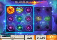 Supernova screenshot